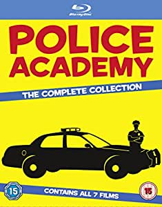 Police Academy 1-7 - The Complete Collection [Blu-ray]