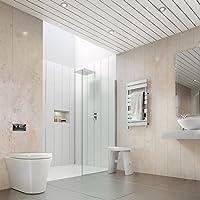 le revtement store beige en marbre 5 mm revtement en pvc de salle de bain douche