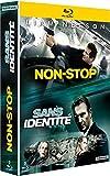 Liam Neeson: Non-Stop + Sans identité [Blu-ray]