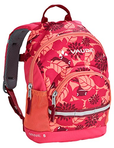 VAUDE Kinder Minnie 5 Kinderrucksack, Rosebay, one size