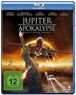 Die Jupiter Apokalypse - Flucht in die Zukunft [Blu-ray]