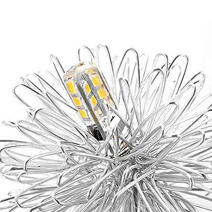 ALLOMN LED Lampada a Sospensione, Plafoniera Fata Lampada Luna e Stelle Lampada a Sospensione Camera da Letto Lampadario Grande Regalo per Bambino Amico