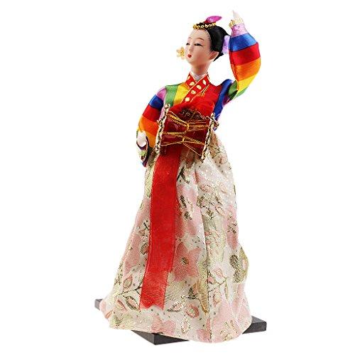 Baoblaze Koreanische Puppe - # ()