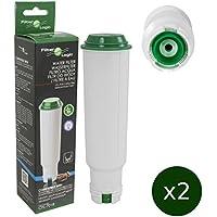 2 x FilterLogic CFL-701B - cartuccia filtrante / filtro acqua compatibile con CLARIS F08801 - (Bosch Serie 700)