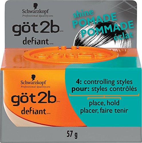 göt2b Pommade lustrante Defiant Define Plus - Tenue ferme et brillance incroyable - 55 g