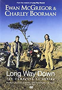 Long Way Down - Die komplette Serie (exklusiv bei Amazon.de) [2 DVDs]