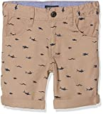 Blue Seven Jungen Shorts Bermuda, Braun (Schlamm 080), 128