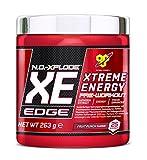 BSN N.O.-XPLODE XE Pre Workout Pulver (Energy Booster mit Koffein, Beta Alanin, Citrullin Vitamin B Komplex von BSN) fruit punch, 25 Portionen, 263g