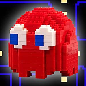 Pac-Man Ghost Pixel Bricks Model by Paladone by Paladone