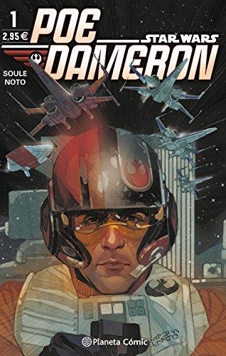 Poe Dameron es la representación por excelencia de los pilotos rebeldes, piezas principales de la lucha contra el Imperio. Valiente, capaz, atractivo y con buen corazón, es el tipo de héroe perfecto de la saga. Marvel le dedica esta nueva serie comiq...