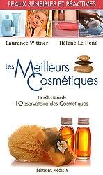 Meilleurs Cosmetiques pour Peaux Sensibles et Réactives (les)