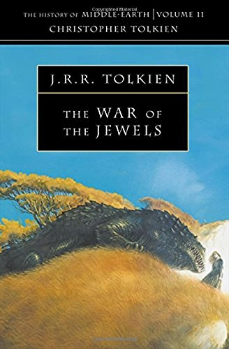 The War of the Jewels Cover Image