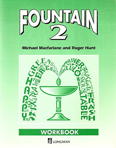 Fountain. Activity book.
