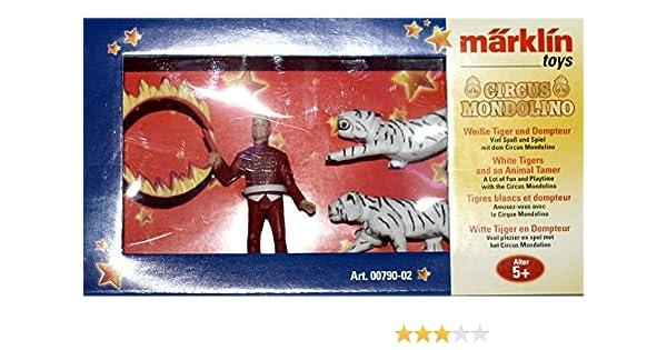 Märklin Tiger aus Circus Mondolino Startpackung 29411 Zirkus-Spielfigur Neu