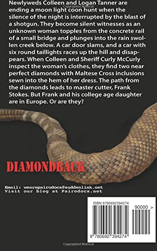 Diamondback: Volume 2 (Arkansas River Valley Mysteries)