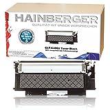 Hainberger XL Toner Black kompatibel zu Samsung Xpress C410W CLP-365/SEE CLP-365 360 Series CLX 3300 Series 3305 FN FW Xpress C 460 FW Series - CLT-K406S CLT-C406S CLT-M406S CLT-Y406S - Schwarz 1500 Seiten, Color je 1000 Seiten