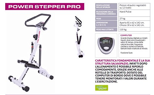 Power Stepper Pro