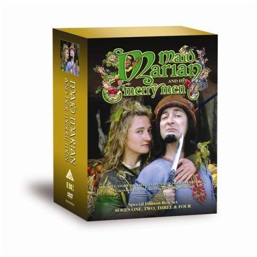 Die Wahrheit über Robin Hood Staffel 1-4 / Maid Marian and Her Merry Men - Series 1-4 - 8-DVD Set ( Maid Marian and Her Merry Men - Series One, (Robin Maid Und Hood Marian)