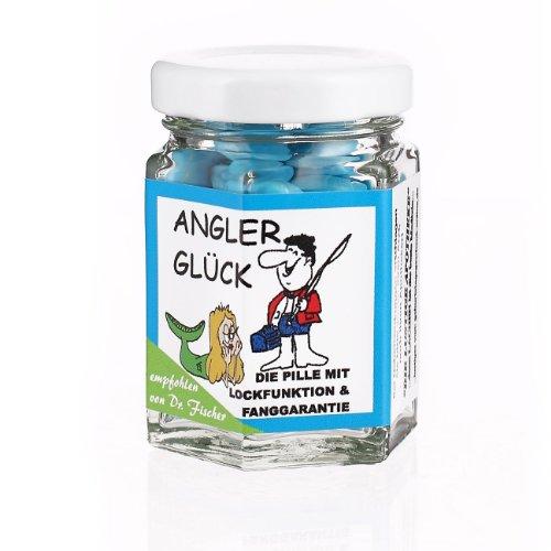 Lustapotheke® Pille - ANGLERGLÜCK - (Traubenzuckerlinsen)