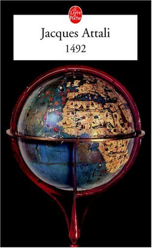 1492 (Ldp Litterature) par Attali