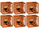 Lavazza A Modo Mio Espresso Delizioso 16 Coffee Machine Capsules (Pack of 6)