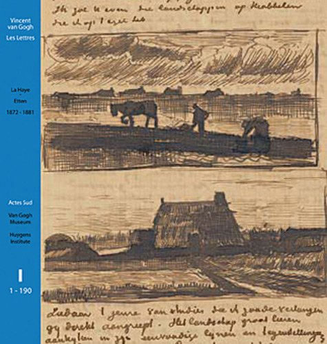 Vincent van Gogh - Les lettres : Edition critique illustrée, coffret 6 volumes par Vincent Van Gogh