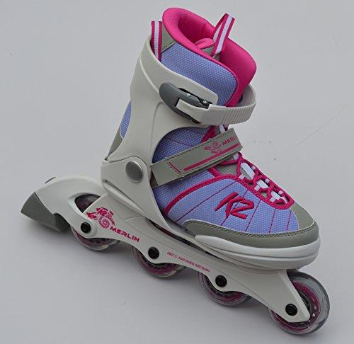 K2 Inline Skate Mädchen/Kinder Merlin Jr. 2016/2017