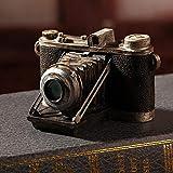 Axiba Harz alte Kamera Ornamente schmutzig