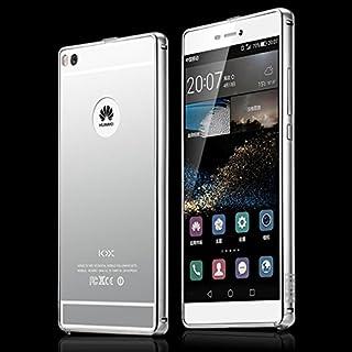 achievess (TM) P8Ultra Slim Gold Spiegel Schutzhülle für Huawei Ascend P8gra-ul1013,2cm Handy Luxus Aluminium Acryl Hardcase Backcover