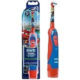 Oral-B Stages Power Batterie - Cepillo de dientes infantil (eléctrico), diseño de coches