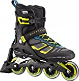 ROLLERBLADE Inline-Skates MACROBLADE 84 ABT SC NERO/LIME