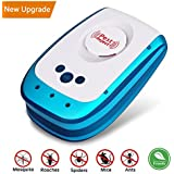 lovelyhome Non-toxic and Eco-friendly Ultrasonic Pest Control Repeller (LHPESTHOME)