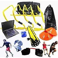 Kit de entrenamiento de velocidad y agilidad para equipo de fútbol 4bdb237ded82c