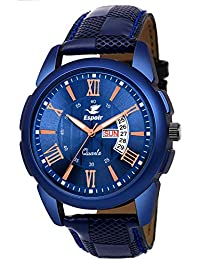 Espoir Analog Blue Dial Men's Watch-ES-81940