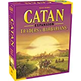 Catan: Traders & Barbarians Expansion [Import allemand]