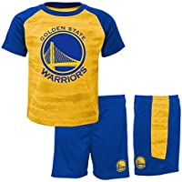 NBA Golden State Warriors-Shorts and T-Shirt Set, Conjunto Ropa Deportiva para
