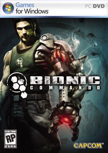 Bionic Commando - PC (Game) by Capcom Bionic Commando Pc