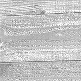 Klebefolie PERFECT FIX® BRETTER GRAU Dekofolie Möbelfolie Tapeten selbstklebende Folie, PVC, ohne Phthalate, keine Luftblasen, Natur-Holzoptik grau, 45cm x 2m, 150µm (Stärke: 0,15 mm), Venilia 53338