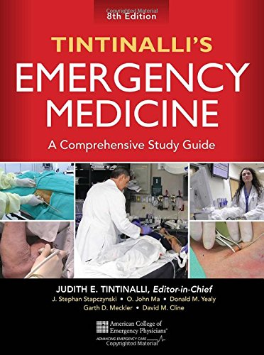 Tintinalli's Emergency Medicine: A Comprehensive Study Guide - Allied Handbuch