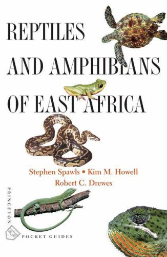 reptiles-and-amphibians-of-east-africa-princeton-pocket-guides