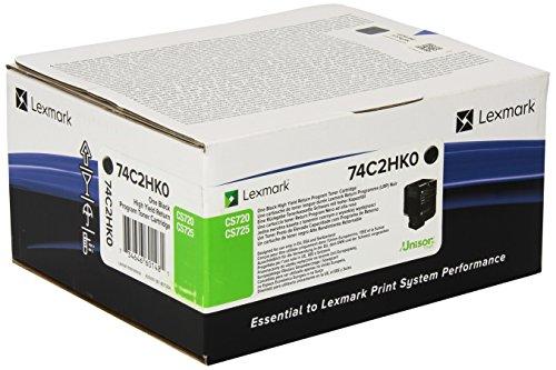 Preisvergleich Produktbild LEXMARK PB Toner schwarz 20K CS720, CS725
