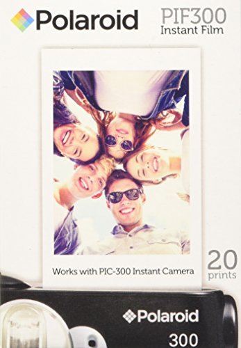 Galleria fotografica Polaroid PIF300 - Pellicola Instantaneo, per 20 fotos a colori