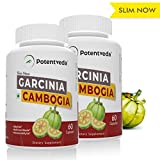 Potentveda Garcinia Cambogia Extract 70% HCA - ultra weight management for Men