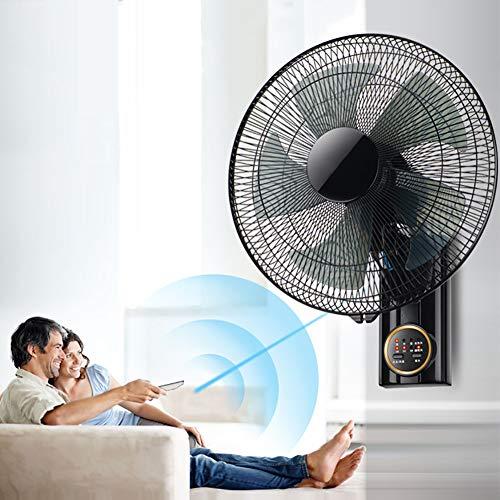 ZDYLM-Y Ventilador de Pared con Mando a Distancia, Ventilador de Aire de...