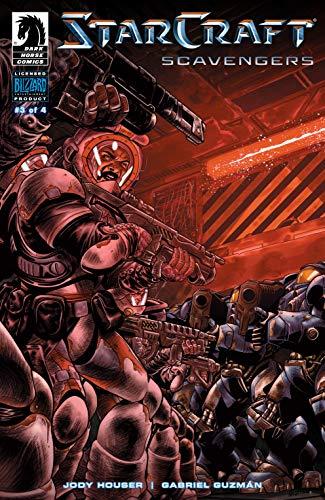 StarCraft: Scavengers #3 (English Edition) (Starcraft Iii)