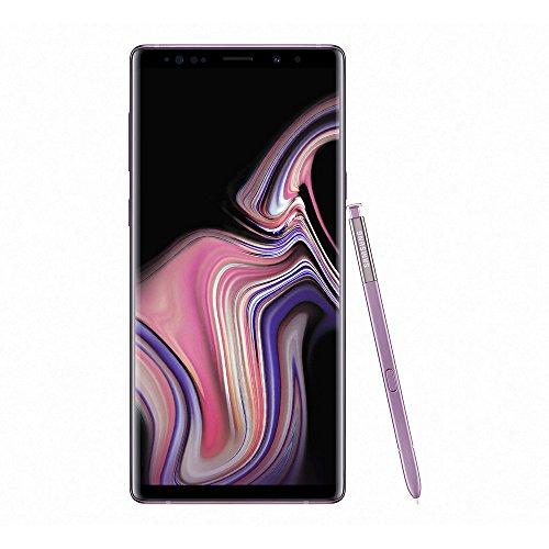Samsung Galaxy Note9 Smartphone débloqué 4G (Ecran : 6,4 pouces - 128 Go - Double Nano-SIM - Android 8.1) Mauve...