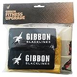 Gibbon Slacklines Fitness-Upgrade Inklusive Stretchband, 2 Handgriffen und Einem Fitnessposter mit 16 spannenden Fitnessübungen/Trainingsplan