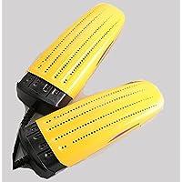 Ntelligent Zapatos Secador Luz Púrpura Esterilización Desodorante Zapato Secador Retráctil Zapato Calentador Función De Sincronización Arranque Secadora Calzado Hornear Tostadora Hogar Fragancia Zapatos Secador,Yellow
