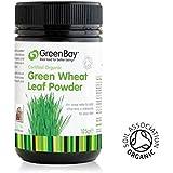 Green Bay Vert Bio blé poudre de feuilles de 125g