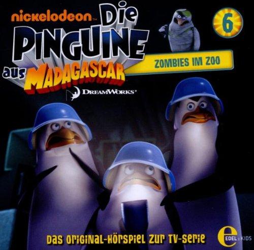 Die Pinguine aus Madagascar - Folge 6: Zombies im Zoo